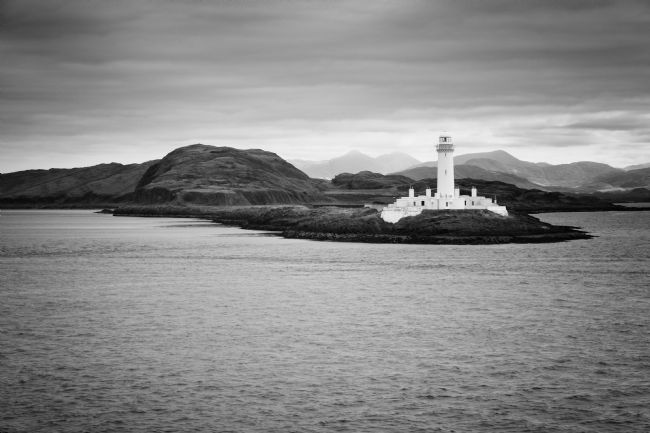 Hugh Gillings | Scottish Lighthouse