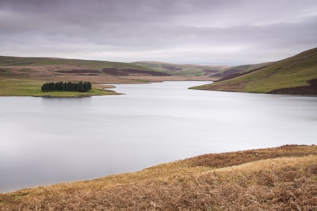 Hugh Gillings | Craig Goch Reservoir