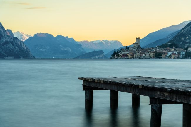 Thomas Green | Malcesine Sunrise