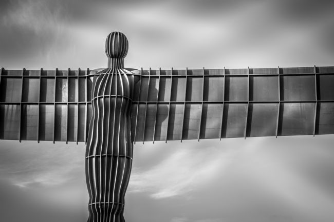 Robert Barnes | Angel of the North