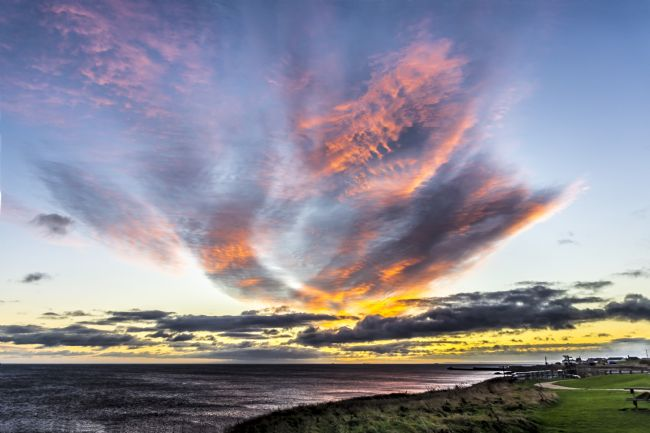 Robert Barnes | Seaham Clouds