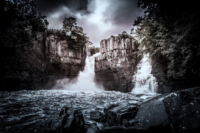 Robert Barnes | High Force Waterfalls