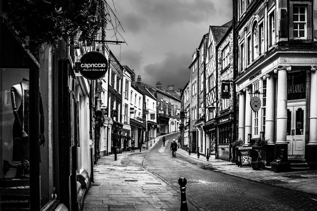 Robert Barnes | Back Streets of Durham