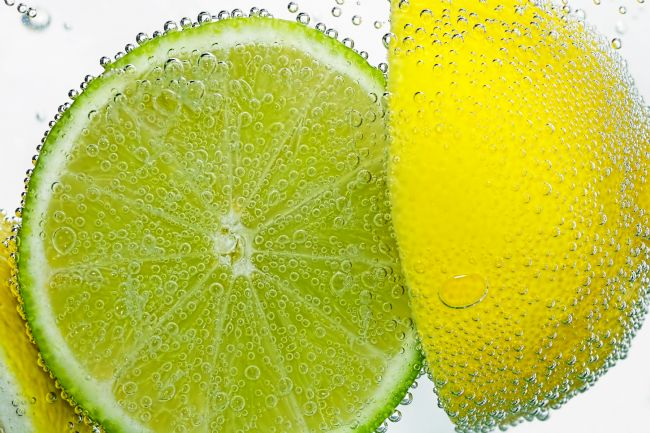 Kaye Menner | Effervescent Lime and Lemon