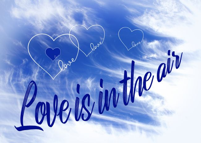Kaye Menner | Love is in the Air