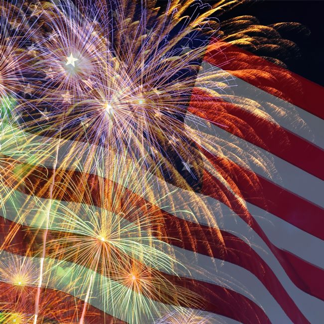 Kaye Menner | Celebrations 4th of July