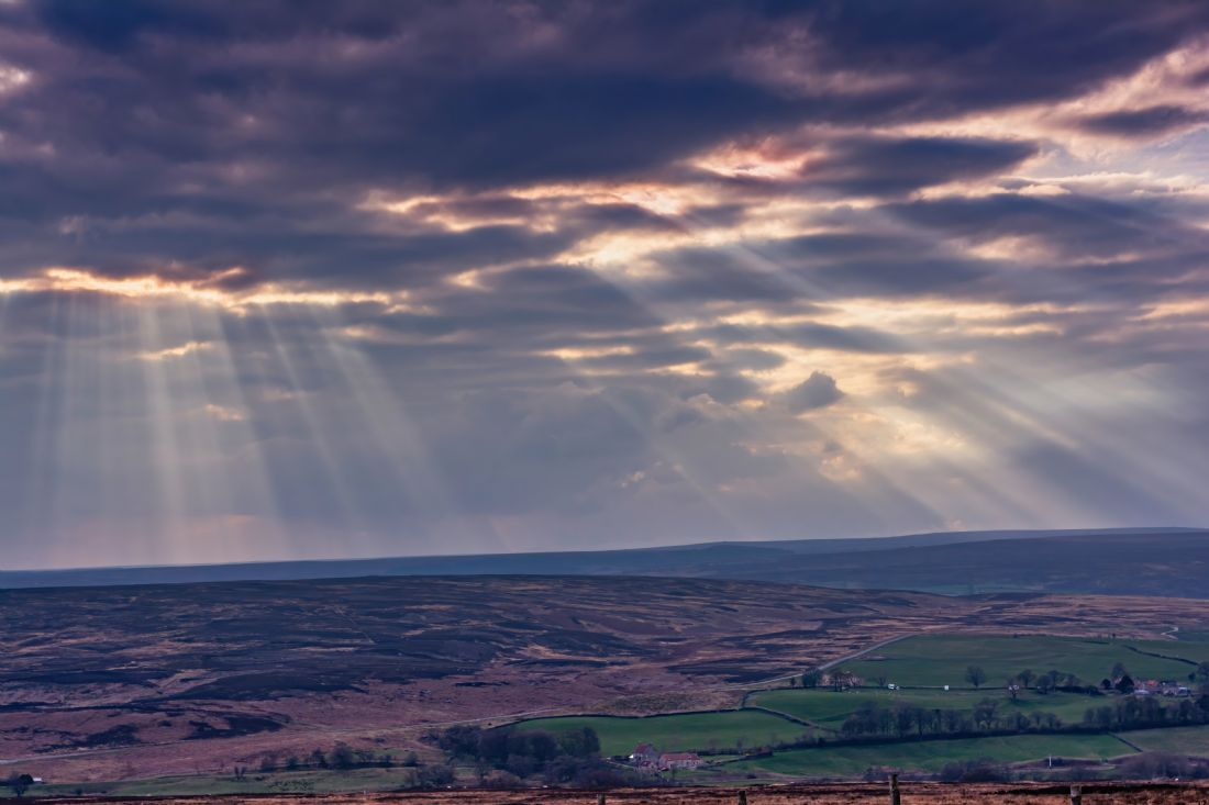 David Hollingworth | Skyscape North Yorkshire Moors