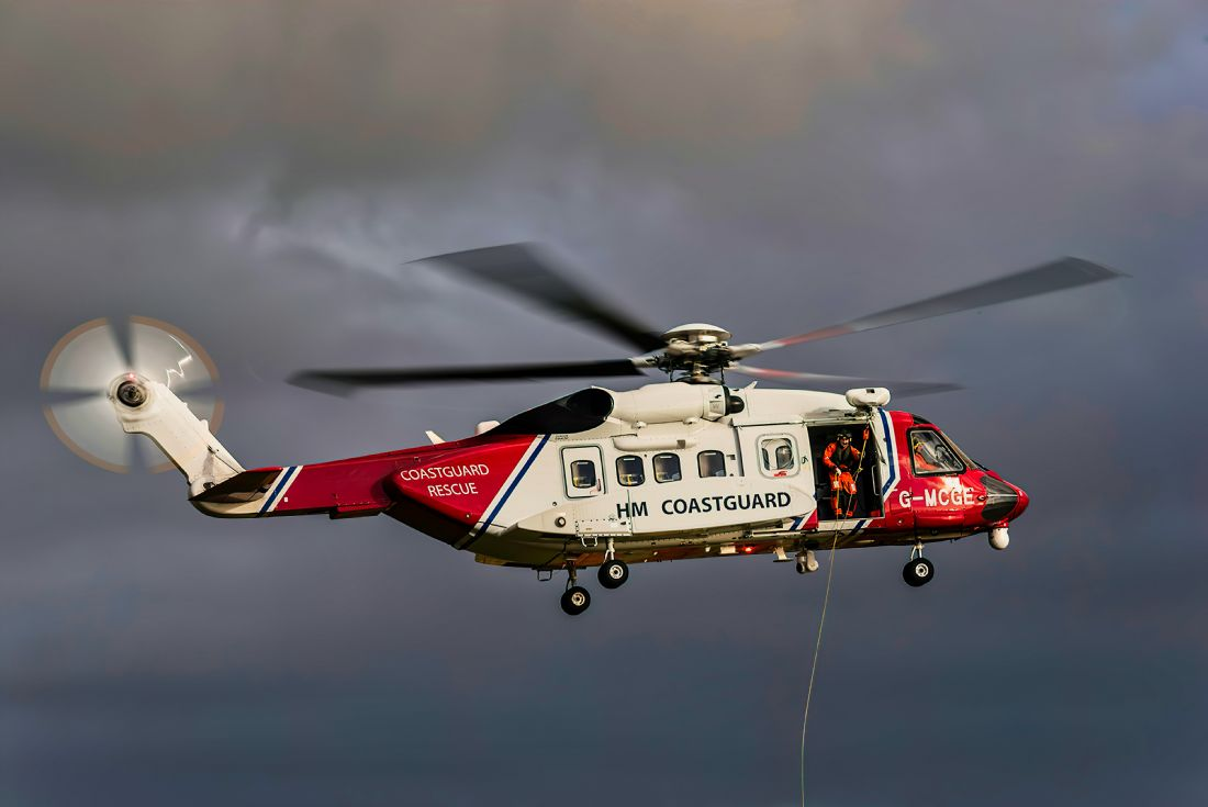 David Hollingworth | Search & Rescue\Sikorsky S92A