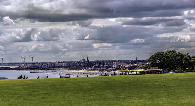 David Hollingworth | Bridlington From Sewerby Hall