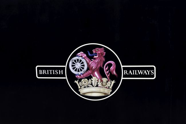 David Hollingworth | British Railways Logo