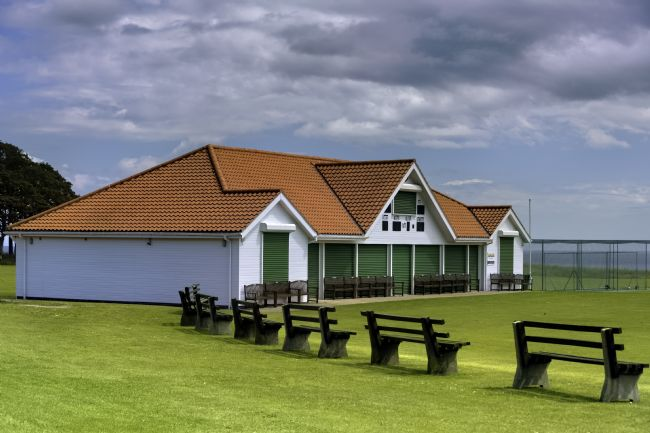 David Hollingworth | Sewerby Cricket Pavilion