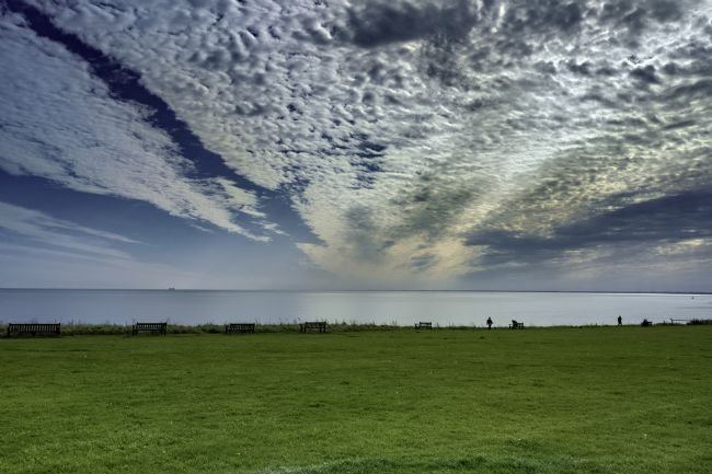 David Hollingworth | Mackerel Sky