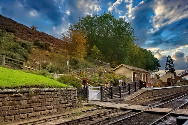 David Hollingworth | Goathland Station