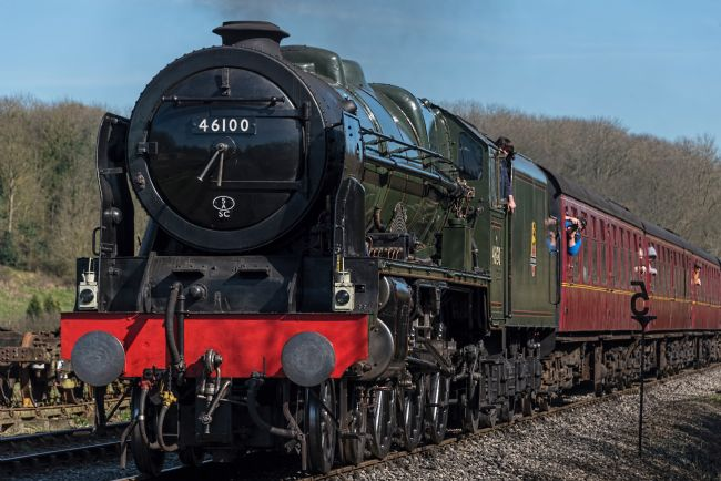 David Hollingworth | The Royal Scot 2