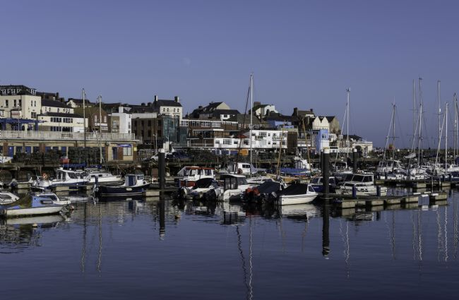 David Hollingworth | Harbour Scene