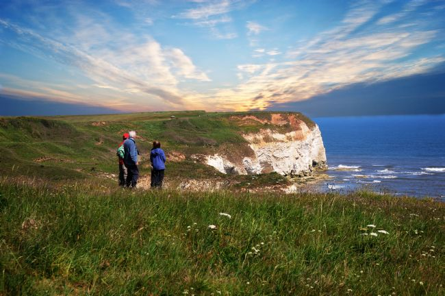 David Hollingworth | Heritage Way - Flamborough Head