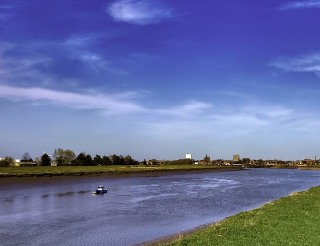 David Hollingworth | Great River Ouse Kings Lynn
