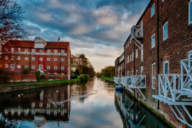 David Hollingworth | Driffield Canal Basin