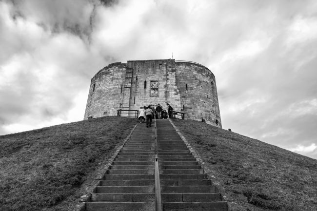 David Hollingworth | Clifford's Tower