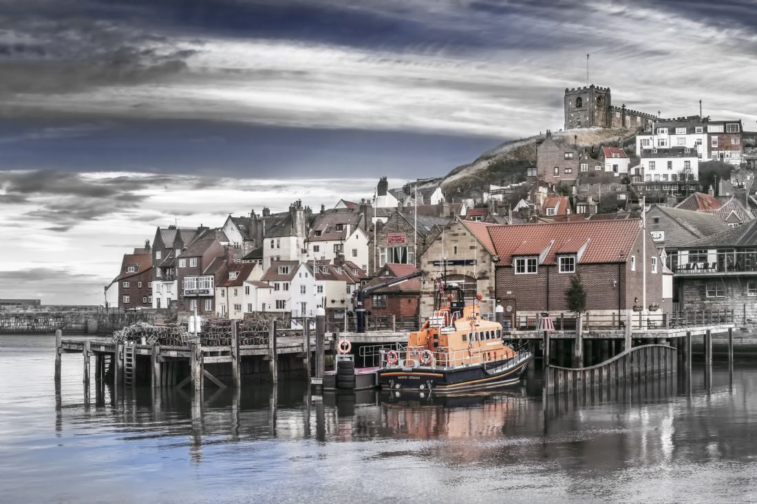 Tom Bell | Whitby lifeboat