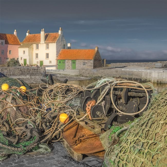 Tom Bell | Pittenweem Harbour