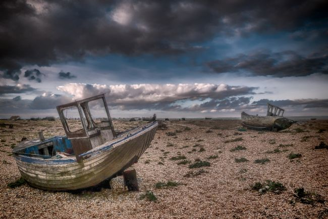 Tom Bell | Pisces Dungeness