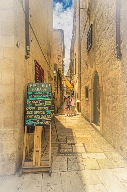 Cyndy Duff | The Old Town of Dubrovnik