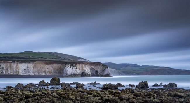 Glenn Porter | Freshwater Bay, Isle of Wight, England. colour