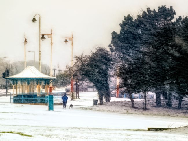 Susan Tinsley | Winter in Southport