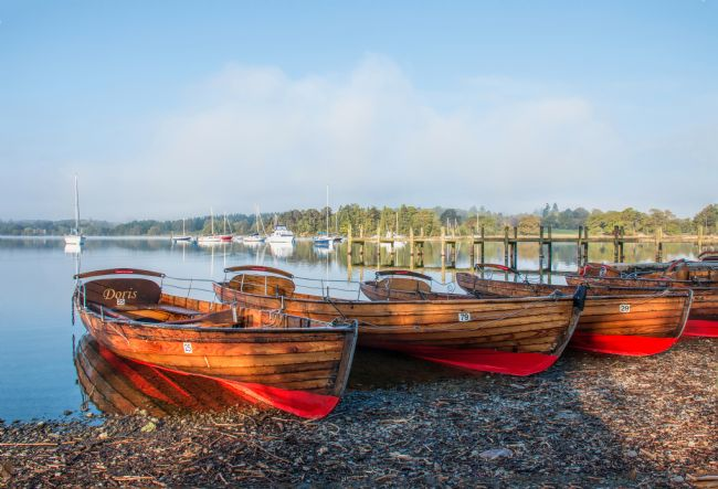 Susan Tinsley | Waterhead boats