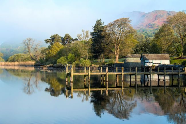 Susan Tinsley | Ambleside boathouse