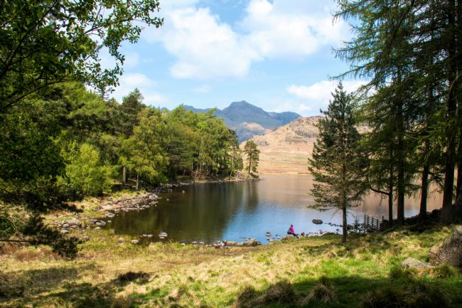 Susan Tinsley | Looking across Blea Tarn