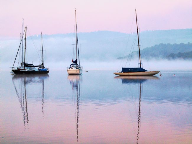 Susan Tinsley | Ambleside boats