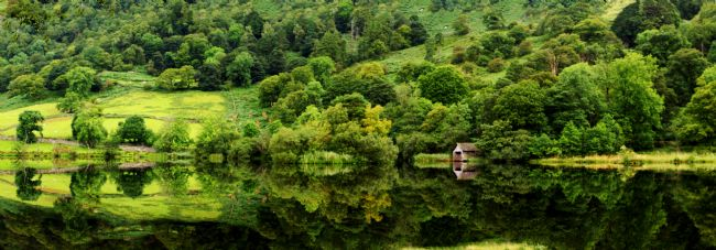 Susan Tinsley | Rydal reflections