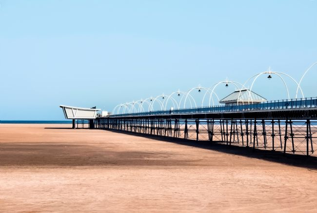 Susan Tinsley | Southport Pier