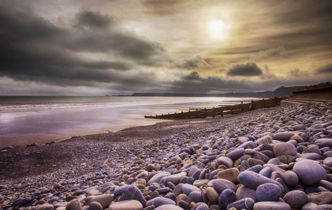 Ceri Jones | Amroth Beach