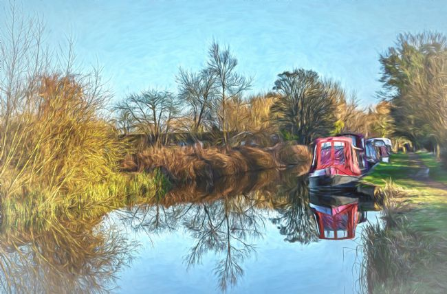 Ian Lewis | Winter Moorings