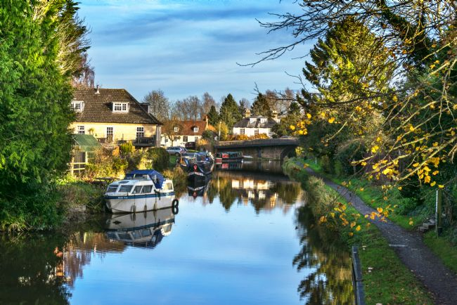 Ian Lewis | The Kennet And Avon Canal