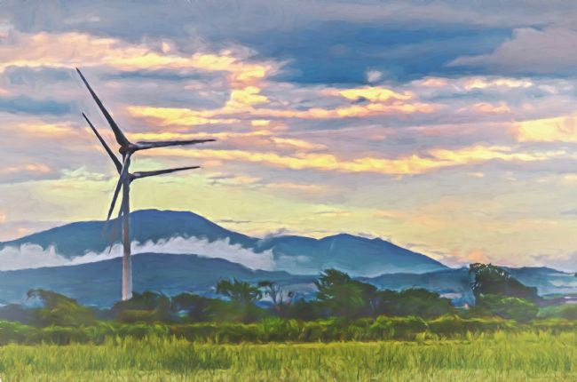 Ian Lewis | Wind Power And The Fells
