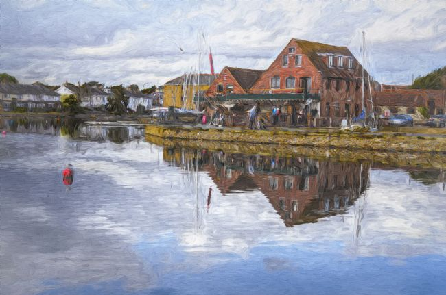 Ian Lewis | Emsworth Harbour