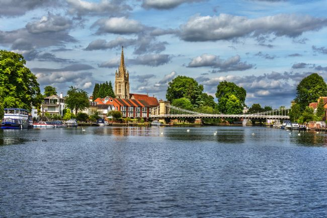 Ian Lewis | Marlow on Thames