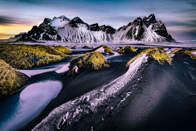 Peter O'Reilly | Vestrahorn, South Iceland