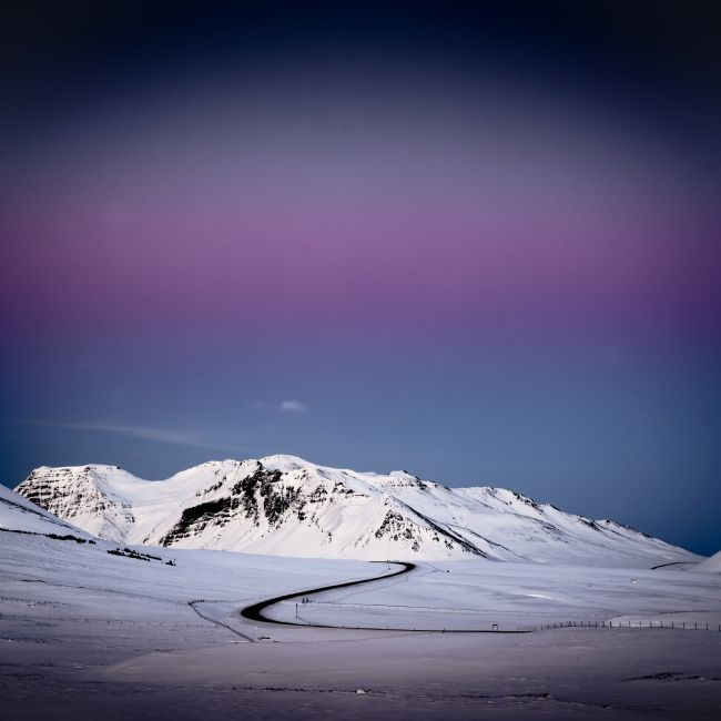 Peter O'Reilly | Iceland Twilight