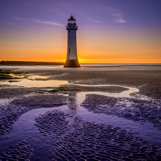 Peter O'Reilly | New Brighton Lighthouse