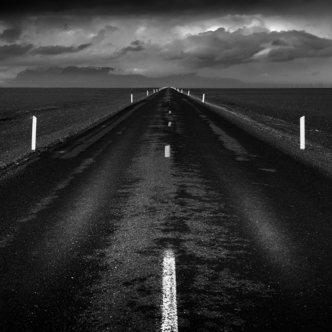 Peter O'Reilly | Road One, Iceland