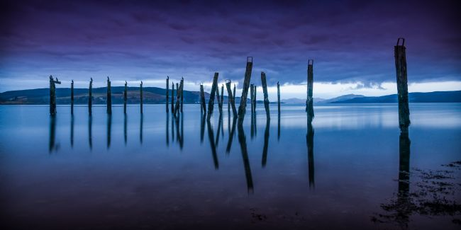 Peter O'Reilly | Salen Pier, Isle of Mull
