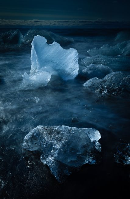 Peter O'Reilly | Ice Shells
