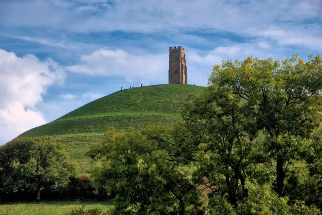 TONY BATES | Glastonbury Tor