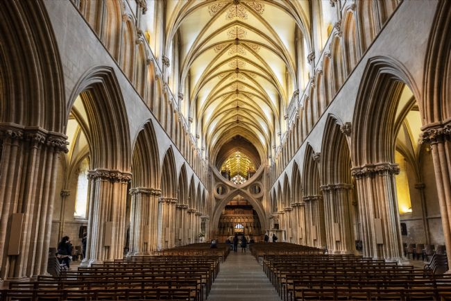 TONY BATES | Wells Cathedral