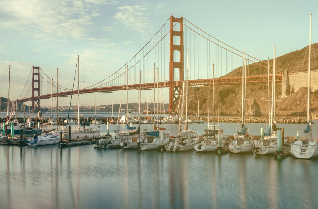 jonathan nguyen | bridge and sailboats
